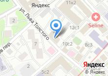 Компания «Dancesecret» на карте