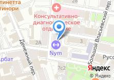 Компания «Nym yoga» на карте