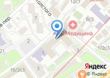 Компания «Финансовый БрокерЪ» на карте
