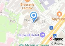 Компания «Pinkstudio» на карте
