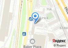 Компания «МосБио Инжиниринг» на карте