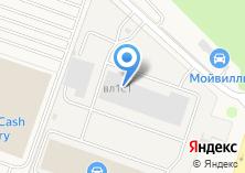 Компания «Иларотель» на карте