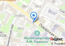 Компания «Bakster Development» на карте