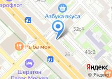 Компания «Банк24.ру» на карте