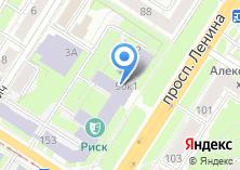 Компания «Студент-line» на карте
