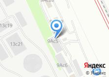 Компания «КартриджМСК» на карте