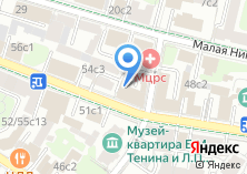 Компания «Олимпия Райзен» на карте
