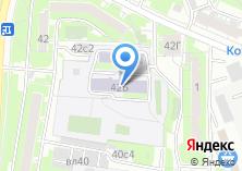 Компания «Средняя общеобразовательная школа №970» на карте