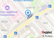 Компания «КБ Русский Международный Банк» на карте