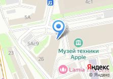 Компания «Xplace» на карте