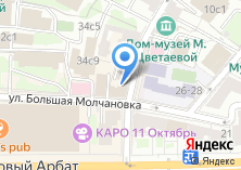 Компания «Yana» на карте