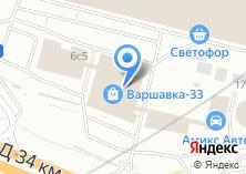 Компания «Атис» на карте
