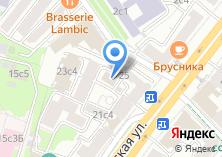 Компания «Флай Ту Флай» на карте