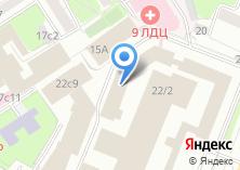 Компания «Автотранспортное управление Министерства обороны РФ» на карте