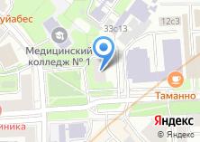 Компания «TeaPuer.ru» на карте