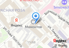 Компания «НЛМК» на карте