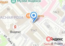 Компания «Мамонтов» на карте