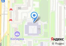 Компания «Центр образования №953» на карте