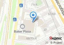 Компания «Urban Realty» на карте
