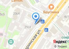 Компания «Центральная городская юношеская библиотека им. М.А. Светлова» на карте