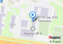Компания «ТГПУ» на карте