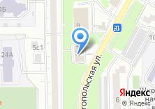 Компания «Мастерская по ремонту одежды и обуви на Каргопольской» на карте