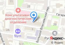 Компания «Бухгалтерий» на карте