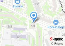 Компания «NikoMebel» на карте