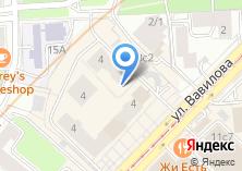 Компания «ГЕТАЛЮКС» на карте