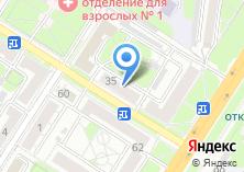 Компания «Магазин хлебобулочных и кондитерских изделий» на карте