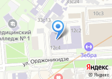 Компания «ServisSot» на карте