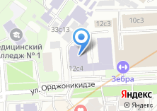 Компания «Generation M» на карте