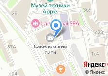 Компания «КБ Модульбанк» на карте