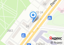 Компания «Европейская сантехника» на карте