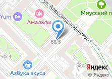 Компания «Вольное дело» на карте