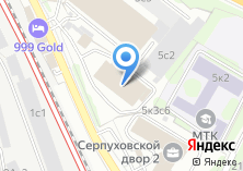 Компания «TechCar77» на карте