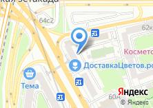 Компания «Leon Gym» на карте