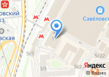 Компания «Пенсионный фонд РФ» на карте