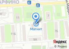 Компания «ОПОП Северо-Восточного административного округа район Марфино» на карте