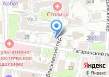 Компания «Институт Инфоэкологии» на карте