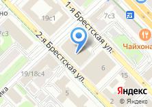 Компания «ПотребПортал» на карте
