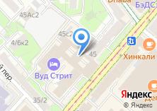 Компания «Пролайт» на карте