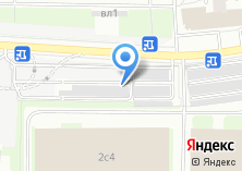 Компания «ОЛИОН автостоянка» на карте