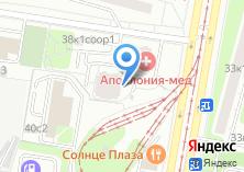 Компания «Комфорт РемСтрой» на карте