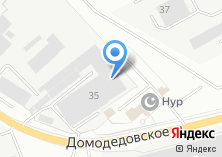 Компания «АЗС Аксон» на карте