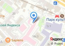 Компания «ЦНИИС и ЧЛХ» на карте