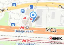 Компания «QIWI Post» на карте