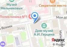 Компания «Радужный источник» на карте