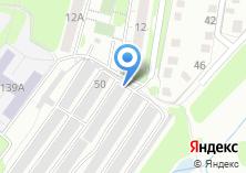 Компания «Гаражный кооператив №5» на карте