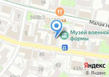 Компания «Московский союз музыкантов» на карте
